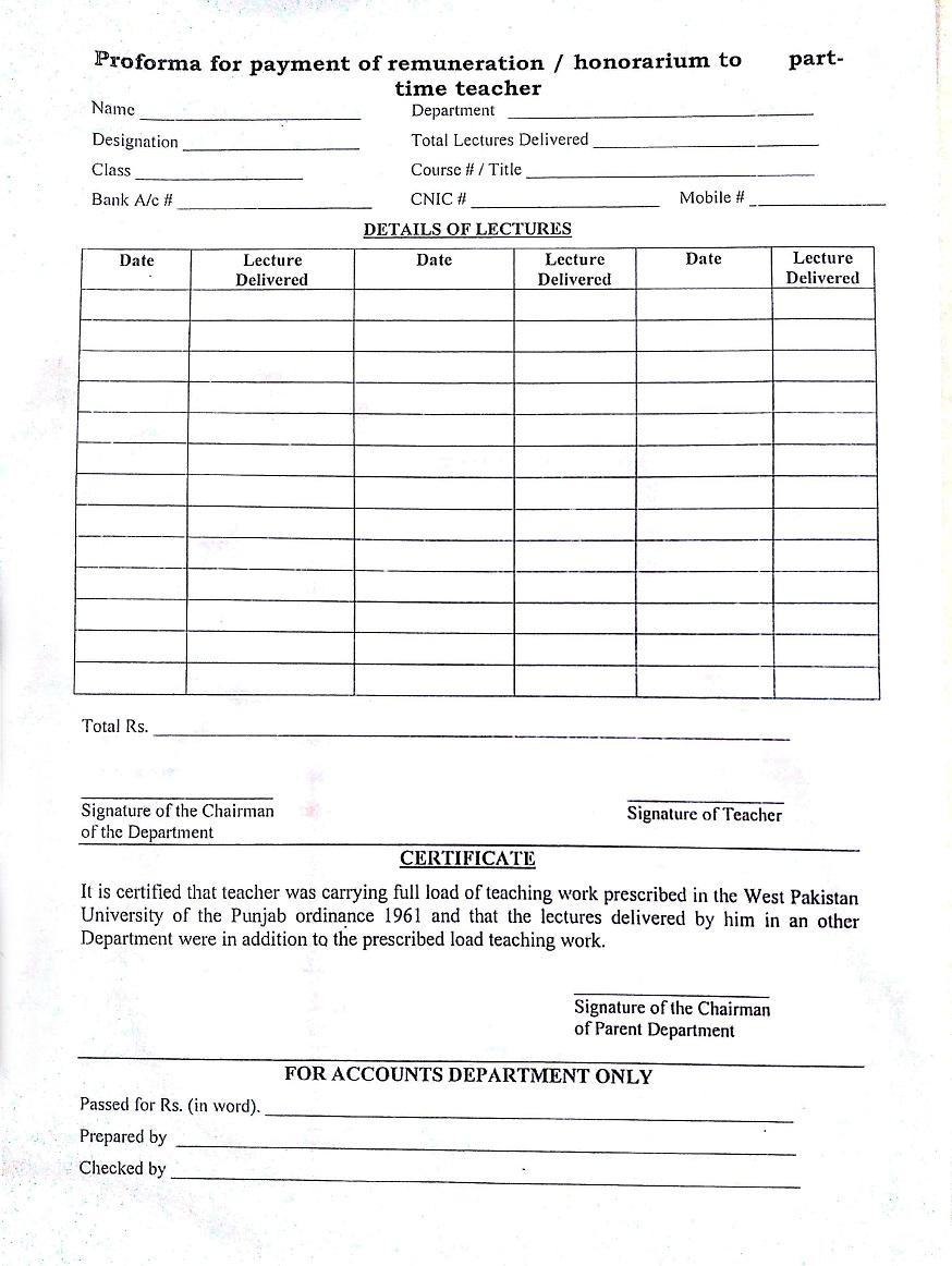 Downloads -Bahauddin Zakariya University, Multan