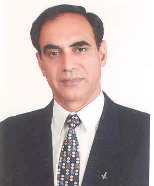 Dr. Aleem Ahmad Khan</b><br>Pro Vice Chancellor /Director(Institute of Pure & Applied Biology)