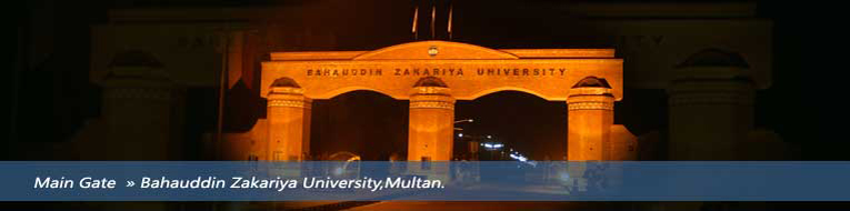 Welcome to BZU